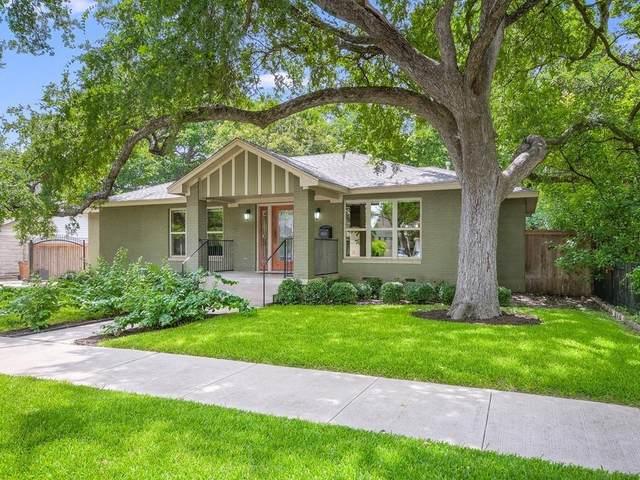 3804 Avenue G, Austin, TX 78751 (#4172037) :: Ben Kinney Real Estate Team