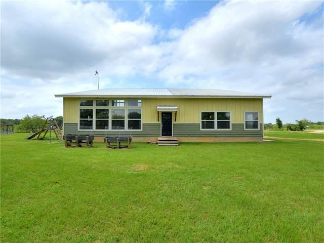 1000 County Rd 474, Elgin, TX 78621 (#4172216) :: ORO Realty
