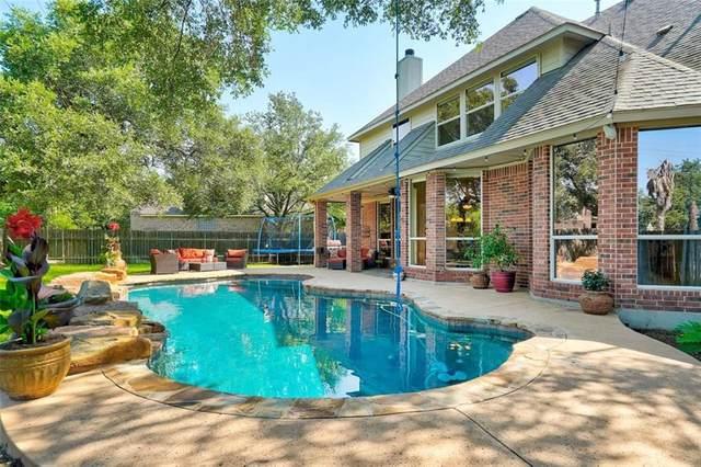 3212 Sanibel Ct, Round Rock, TX 78681 (#4173794) :: Papasan Real Estate Team @ Keller Williams Realty