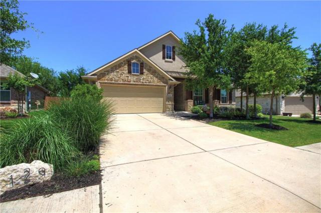 129 San Miniato St, Georgetown, TX 78628 (#4175905) :: Watters International
