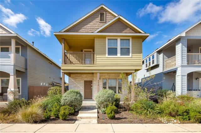 4614 Kind Way #281, Austin, TX 78725 (#4177428) :: The Perry Henderson Group at Berkshire Hathaway Texas Realty