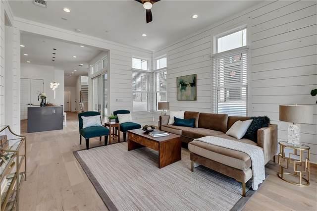 4103 Wayfarer Way #255, Austin, TX 78731 (#4178257) :: Papasan Real Estate Team @ Keller Williams Realty