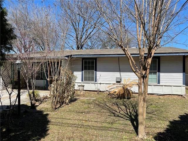 3306 Bengston St, Austin, TX 78702 (#4184078) :: Green City Realty