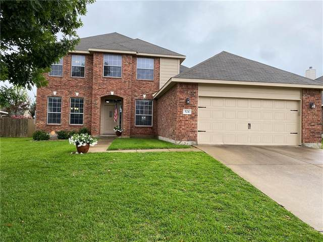 524 Weeping Willow Dr, Temple, TX 76502 (#4185518) :: The Myles Group | Austin