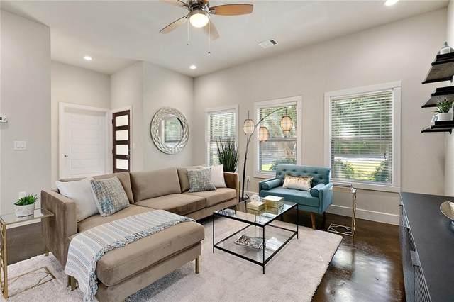 3502 S 2nd St A, Austin, TX 78704 (#4186350) :: Papasan Real Estate Team @ Keller Williams Realty