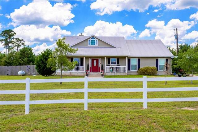 142 Davy Crockett Rd, Paige, TX 78659 (#4187314) :: The Perry Henderson Group at Berkshire Hathaway Texas Realty