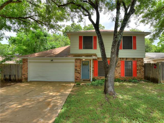 1110 Dunstan Dr, Austin, TX 78745 (#4189251) :: Realty Executives - Town & Country