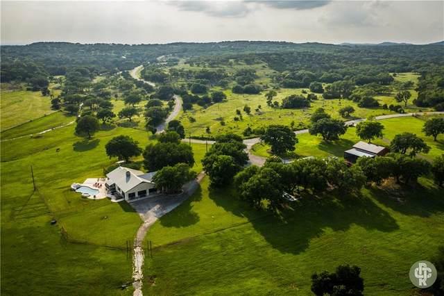 1161 Red Corral Ranch Rd, Wimberley, TX 78676 (#4189265) :: Bristol Palin Team