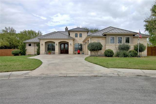 603 Oak Shadow, Seguin, TX 78155 (#4192658) :: The Perry Henderson Group at Berkshire Hathaway Texas Realty