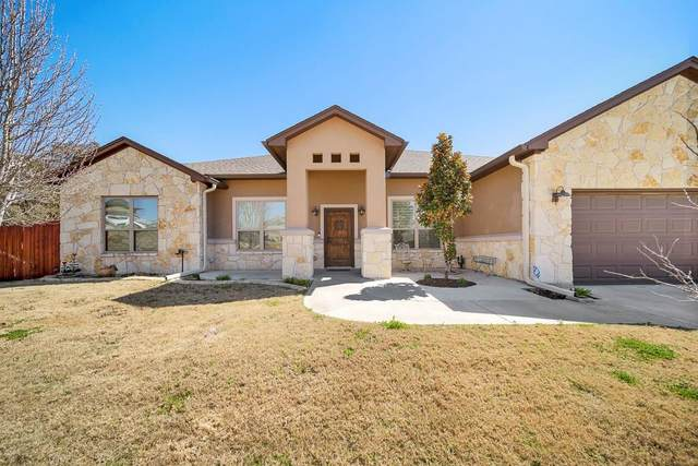2263 Pirtle Dr, Salado, TX 76571 (#4192774) :: Azuri Group | All City Real Estate
