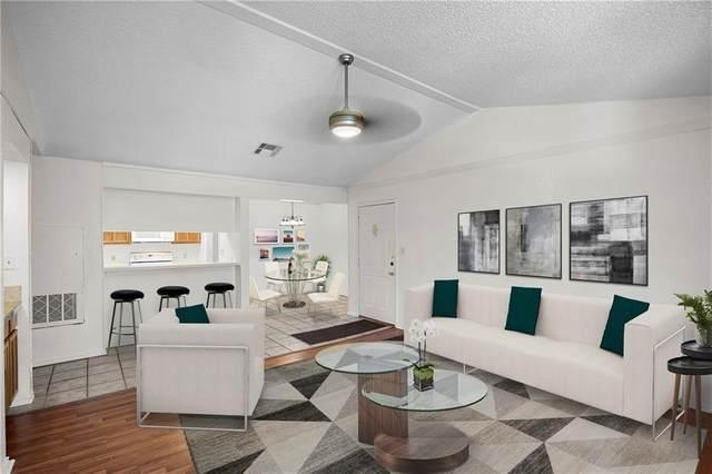 1202 Thorpe Ln #206, San Marcos, TX 78666 (#4193947) :: Azuri Group | All City Real Estate