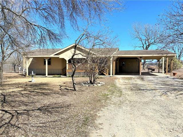 196 Glover Ln, Maxwell, TX 78656 (#4198667) :: The Summers Group