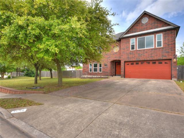17704 Regis Dr, Pflugerville, TX 78660 (#4198825) :: The Heyl Group at Keller Williams