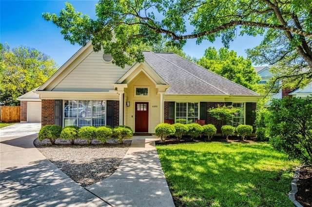 6302 Walebridge Ln, Austin, TX 78739 (MLS #4201795) :: Vista Real Estate