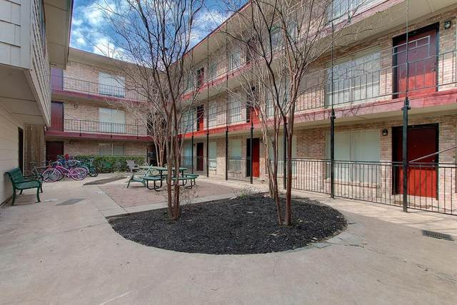 2207 Leon St #101, Austin, TX 78705 (#4202978) :: RE/MAX IDEAL REALTY