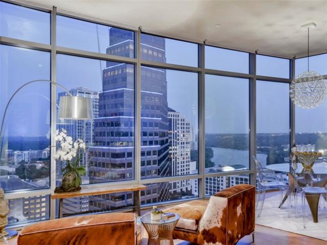 200 Congress Ave 20F, Austin, TX 78701 (#4204432) :: Amanda Ponce Real Estate Team