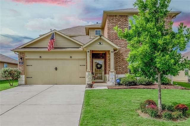 407 Camellia Dr, Hutto, TX 78634 (#4205196) :: Papasan Real Estate Team @ Keller Williams Realty