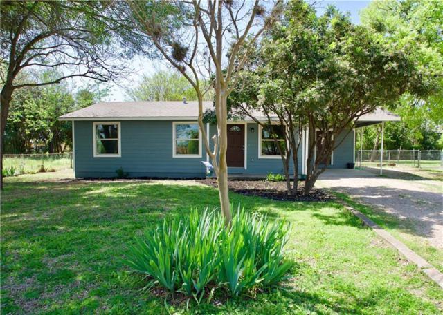 610 Uhland Rd, San Marcos, TX 78666 (#4205684) :: The Heyl Group at Keller Williams