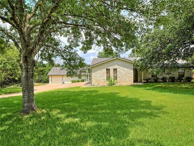 105 Oak Crest Ln, Georgetown, TX 78628 (#4206050) :: Watters International