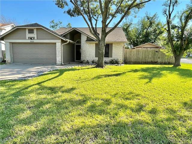 3003 Red Bay Dr, Cedar Park, TX 78613 (#4207474) :: Front Real Estate Co.