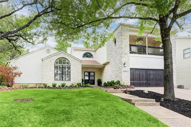 4812 Palisade Dr, Austin, TX 78731 (#4210117) :: Azuri Group | All City Real Estate