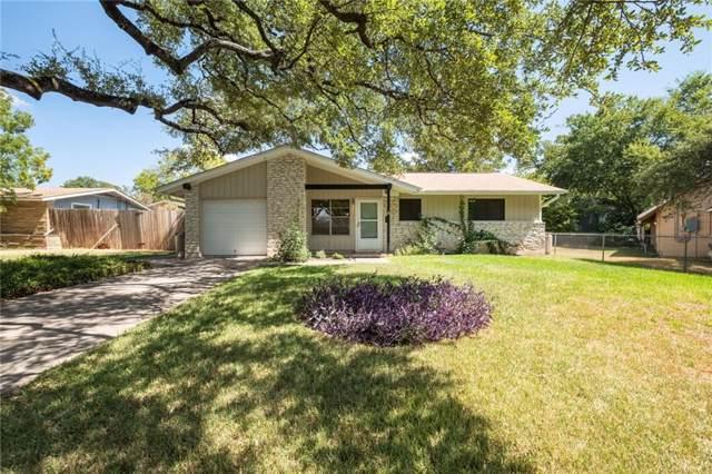 4903 Lansing Dr, Austin, TX 78745 (#4210169) :: Ben Kinney Real Estate Team