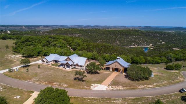 1555 Brushy Ridge Trl, Blanco, TX 78606 (#4210255) :: Watters International