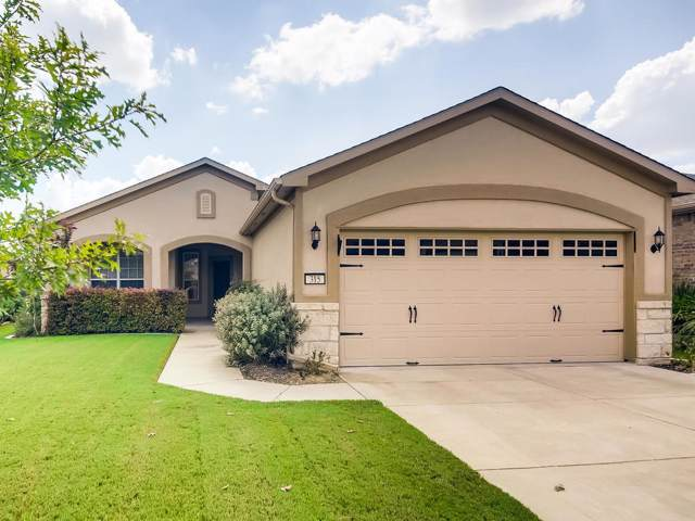 315 Cathedral Mountain Pass, Georgetown, TX 78633 (#4213588) :: The Heyl Group at Keller Williams