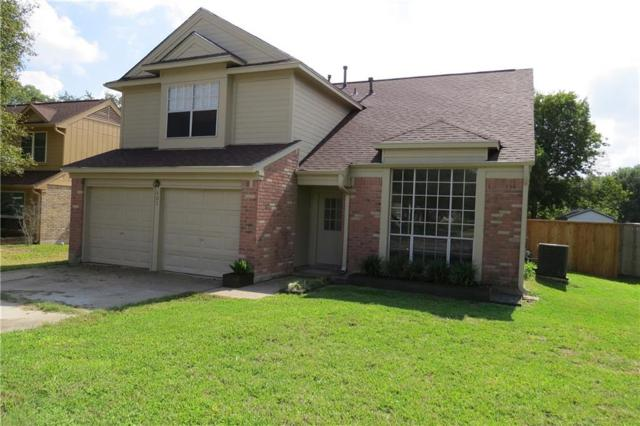 407 W Custers Creek Bnd, Pflugerville, TX 78660 (#4214048) :: Amanda Ponce Real Estate Team