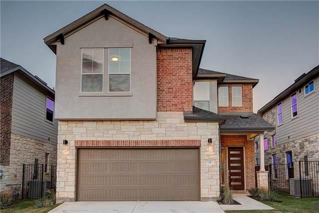 1265 Summerbrooke Cir #41, Leander, TX 78641 (#4215892) :: Papasan Real Estate Team @ Keller Williams Realty