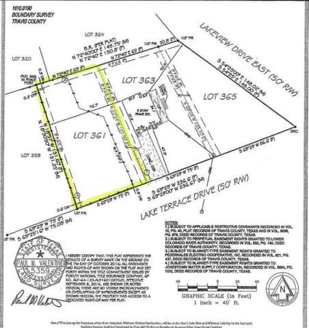 18302 Lake Terrace Dr, Jonestown, TX 78645 (#4216855) :: Watters International
