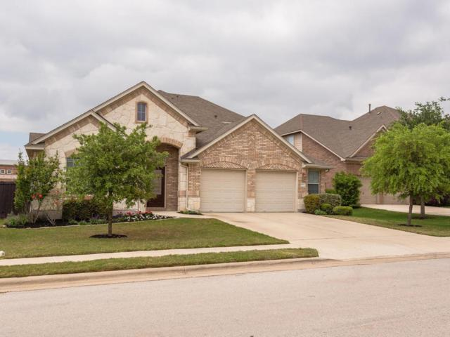 2704 Sun Mountain Dr, Leander, TX 78641 (#4217402) :: The Gregory Group