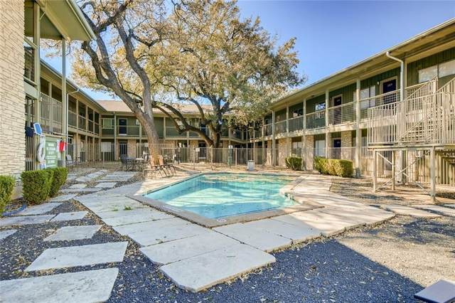 2303 East Side Dr #218, Austin, TX 78704 (#4218485) :: The Perry Henderson Group at Berkshire Hathaway Texas Realty