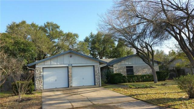 319 Mcclendon Dr, Elgin, TX 78621 (#4220900) :: Zina & Co. Real Estate