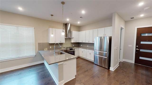 4415 Jackson Ave #4105, Austin, TX 78731 (#4224411) :: 10X Agent Real Estate Team