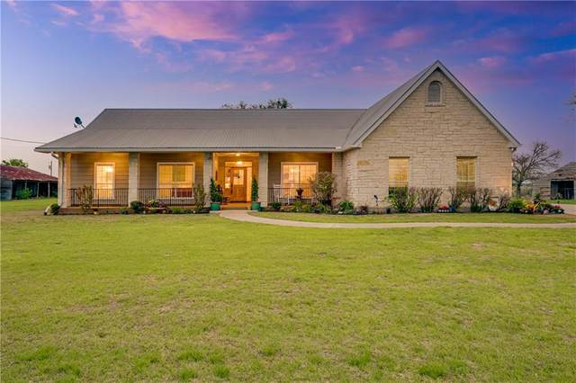 301 Cr 154, Georgetown, TX 78626 (#4226469) :: Papasan Real Estate Team @ Keller Williams Realty