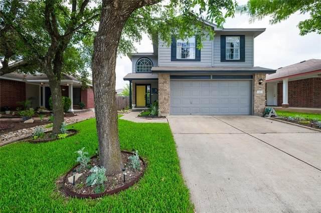 1412 Sleepytime Trl, Pflugerville, TX 78660 (#4227447) :: Papasan Real Estate Team @ Keller Williams Realty