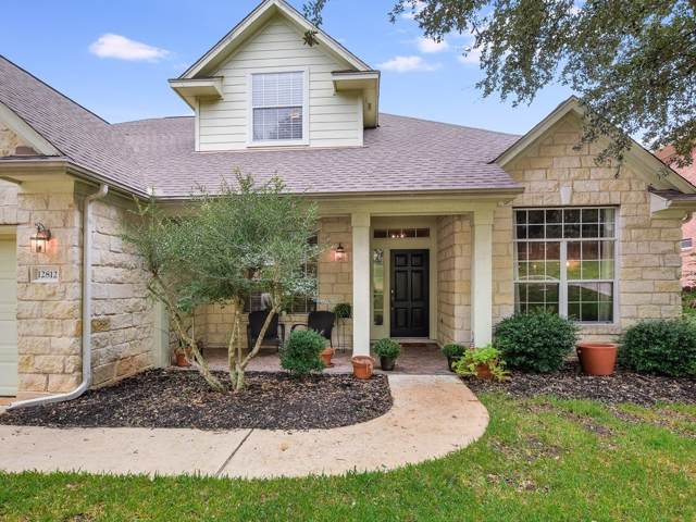 12812 Majestic Oaks Dr, Austin, TX 78732 (#4228962) :: 12 Points Group
