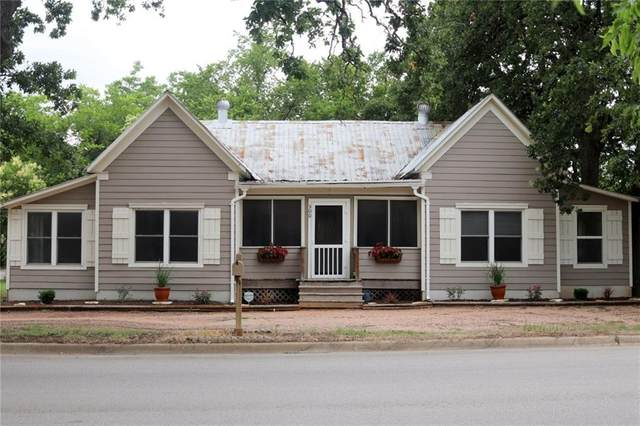 300 E Pecan St, Burnet, TX 78611 (#4230934) :: Zina & Co. Real Estate