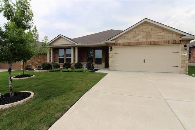 4505 Abergavenny Dr, Belton, TX 76513 (#4231098) :: Papasan Real Estate Team @ Keller Williams Realty