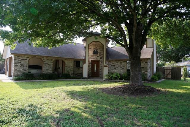 388 Spring River Dr, Martindale, TX 78655 (#4232574) :: RE/MAX Capital City