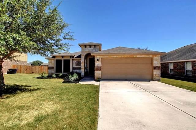 1012 Herrera Ct, Hutto, TX 78634 (#4233612) :: Lauren McCoy with David Brodsky Properties