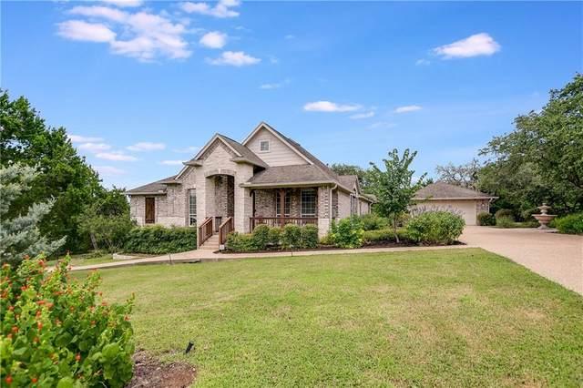 8004 Dark Valley Cv, Austin, TX 78737 (#4235728) :: Papasan Real Estate Team @ Keller Williams Realty