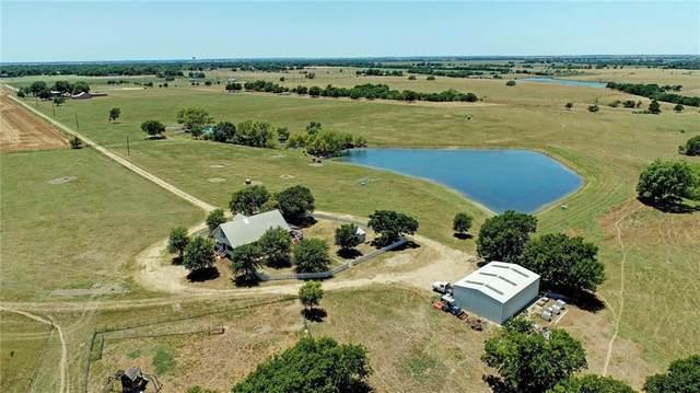 420 N Brazos Ln, Bartlett, TX 76511 (#4237257) :: Papasan Real Estate Team @ Keller Williams Realty