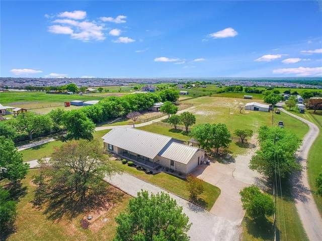 2030 N County Road 122, Round Rock, TX 78665 (#4237551) :: Front Real Estate Co.