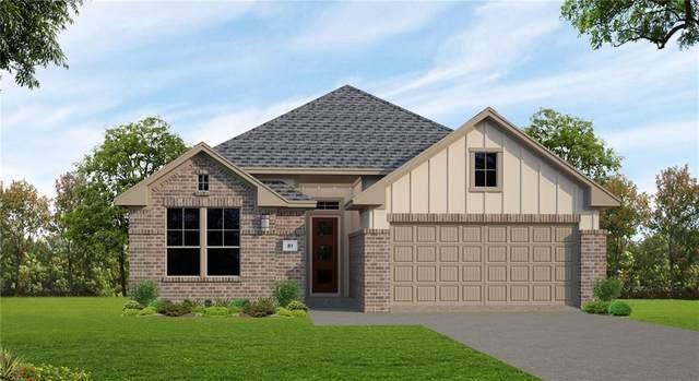 451 Coyote Creek Way, Kyle, TX 78640 (#4237586) :: Ben Kinney Real Estate Team