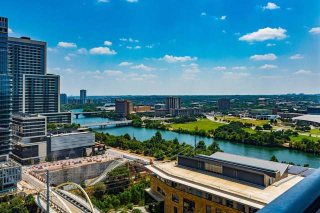 222 West Ave #2003, Austin, TX 78701 (#4239439) :: The Heyl Group at Keller Williams