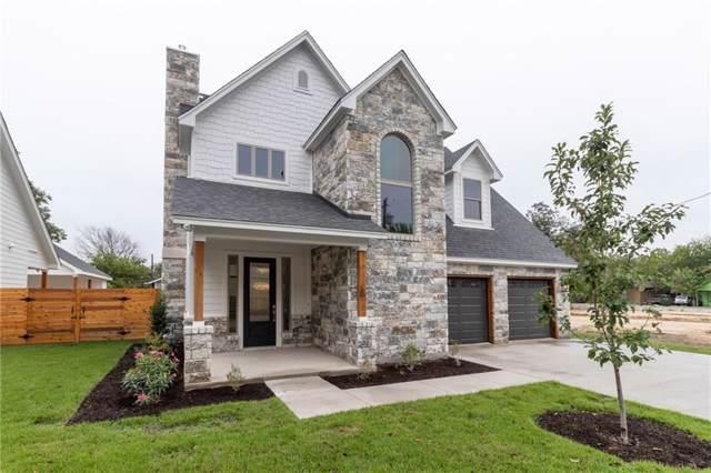 1305 West St, Georgetown, TX 78626 (MLS #4240798) :: Vista Real Estate