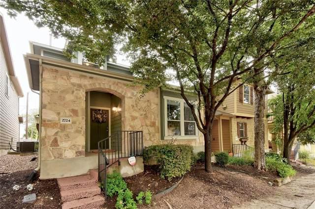 2724 Bond Dr 31C, Austin, TX 78741 (#4244804) :: Front Real Estate Co.