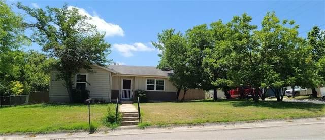 1008 W Avenue B, Lampasas, TX 76550 (#4245021) :: Ben Kinney Real Estate Team